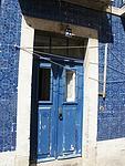 ... eine alte Tür